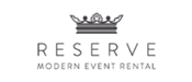Reserve Modern Event Rental